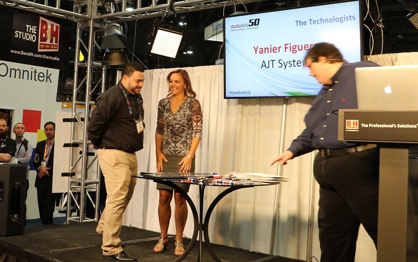 Yanier Figueras Award