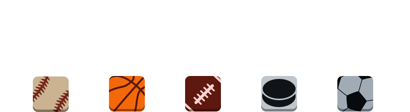 SportApp™ - SD/HD Score Bug Playout Software